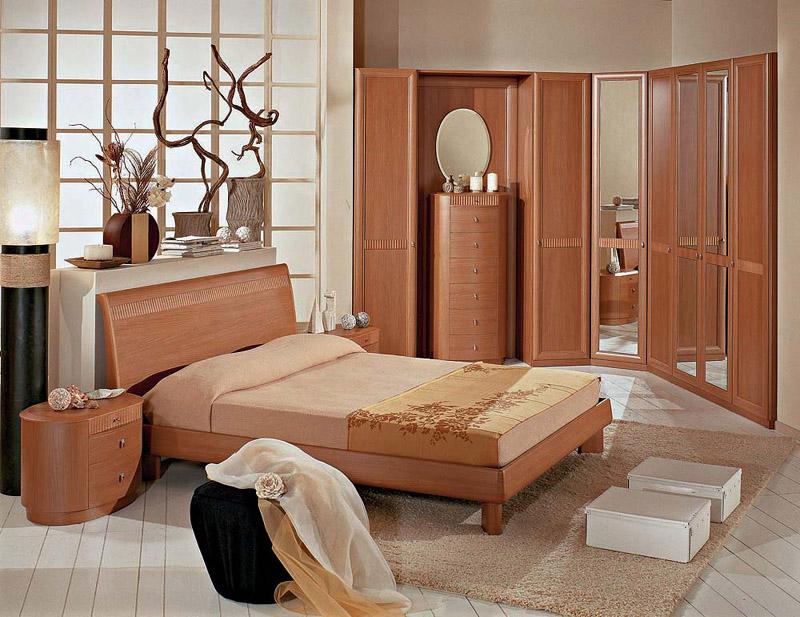 Дизайн спальной мебели